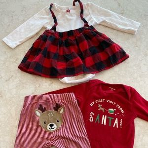 Baby Christmas Outifts